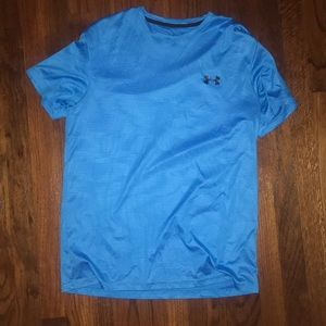 Under Armour men's large t-shirt blue